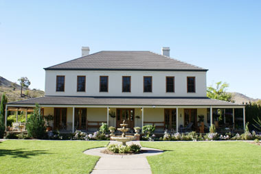 Ginninderry Homestead - St Kilda Accommodation