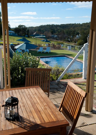 Clare Valley Motel - St Kilda Accommodation