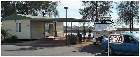 Port Pirie Beach Caravan Park - St Kilda Accommodation