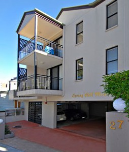 Spring Hill Mews - St Kilda Accommodation