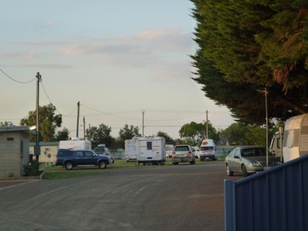 Central Caravan Park Colac - St Kilda Accommodation