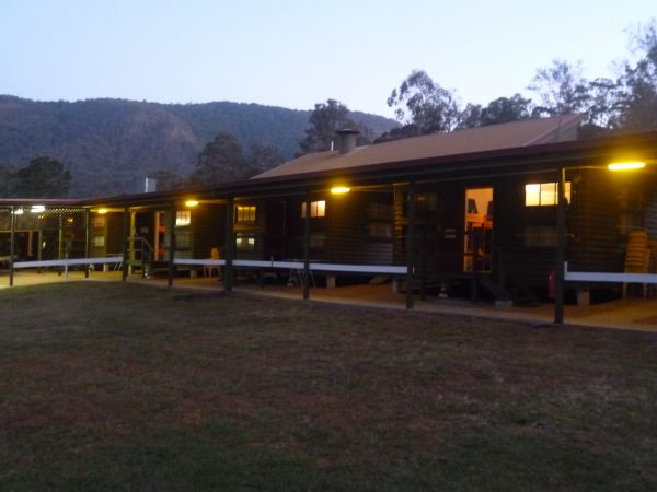 Christmas Creek Cafe and Cabins - St Kilda Accommodation
