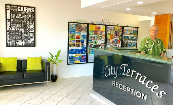 City Terraces - Holiday Apartments - St Kilda Accommodation
