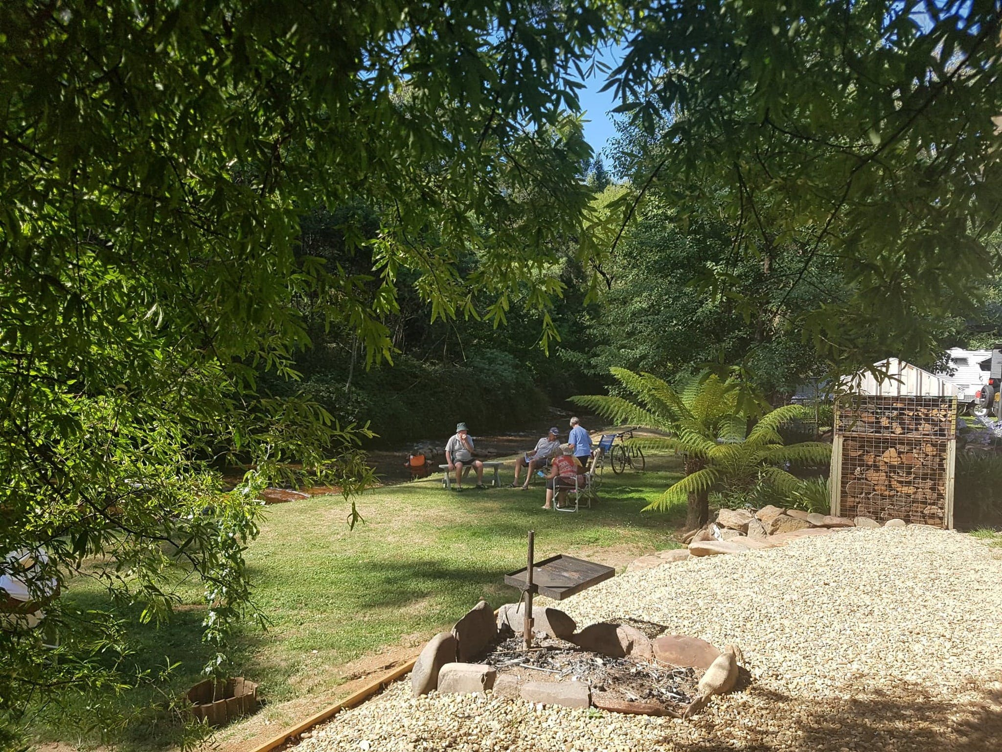 Harrietville Cabins and Caravan Park - St Kilda Accommodation