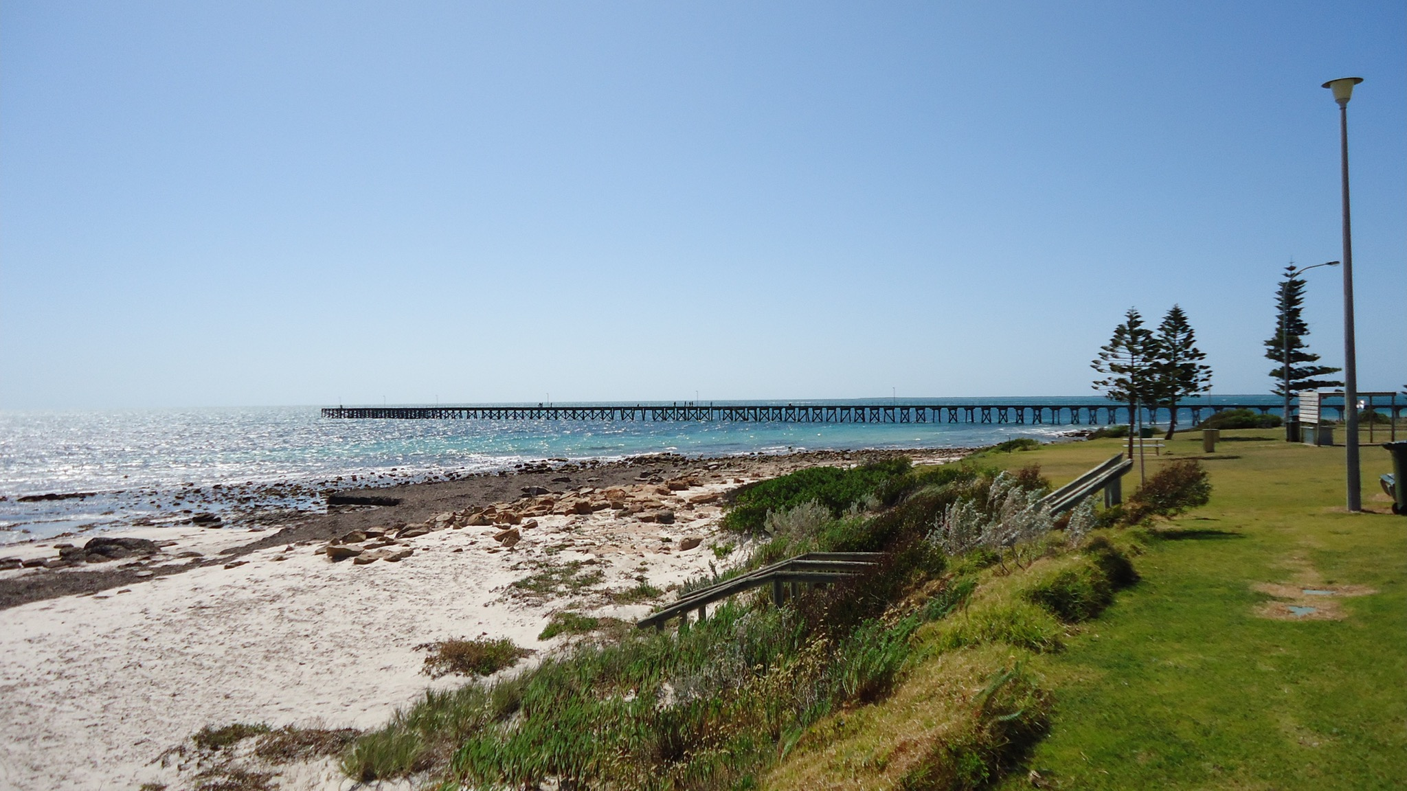 Port Hughes Tourist Park - St Kilda Accommodation