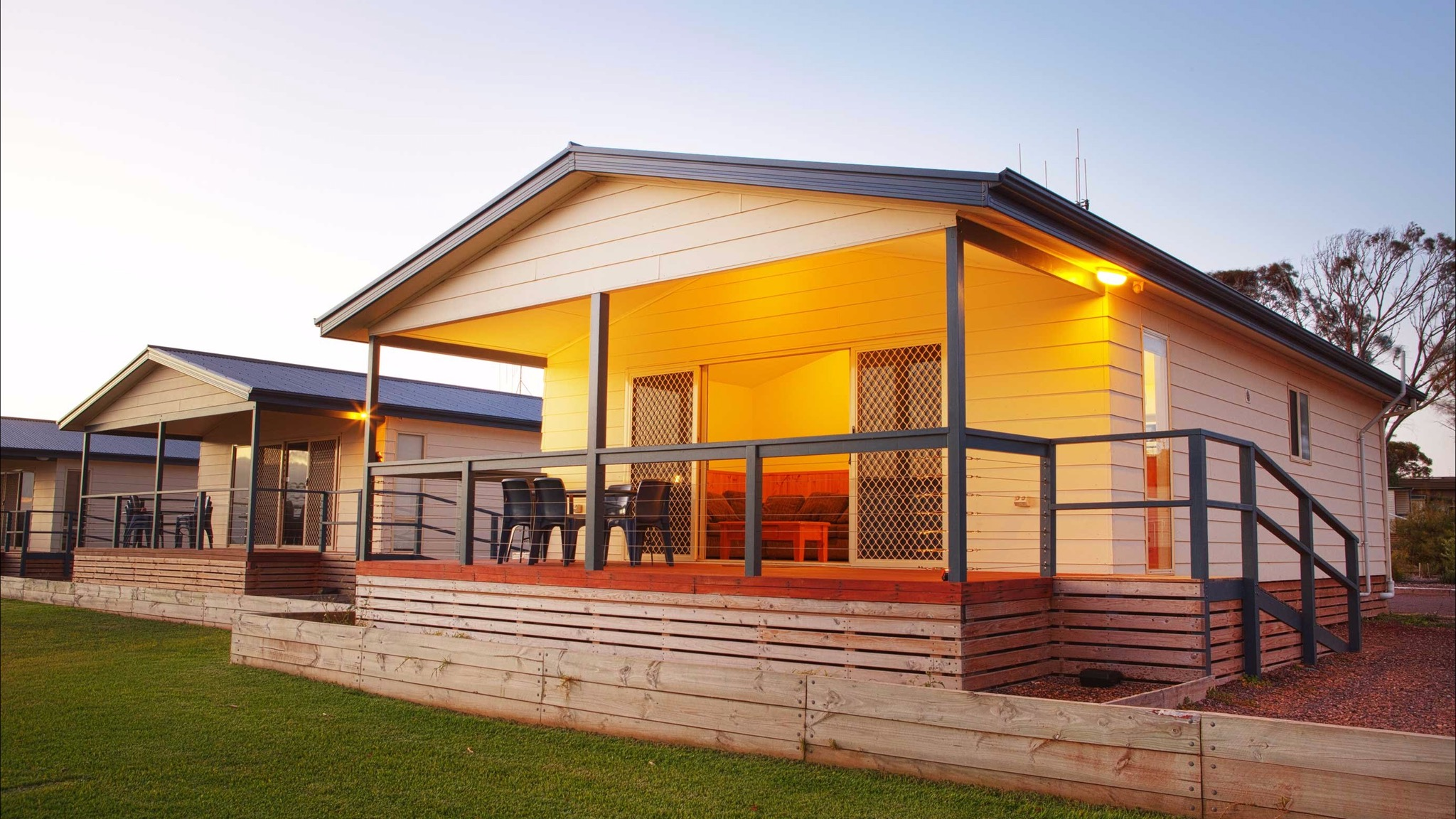 Discovery Parks - Whyalla Foreshore - St Kilda Accommodation