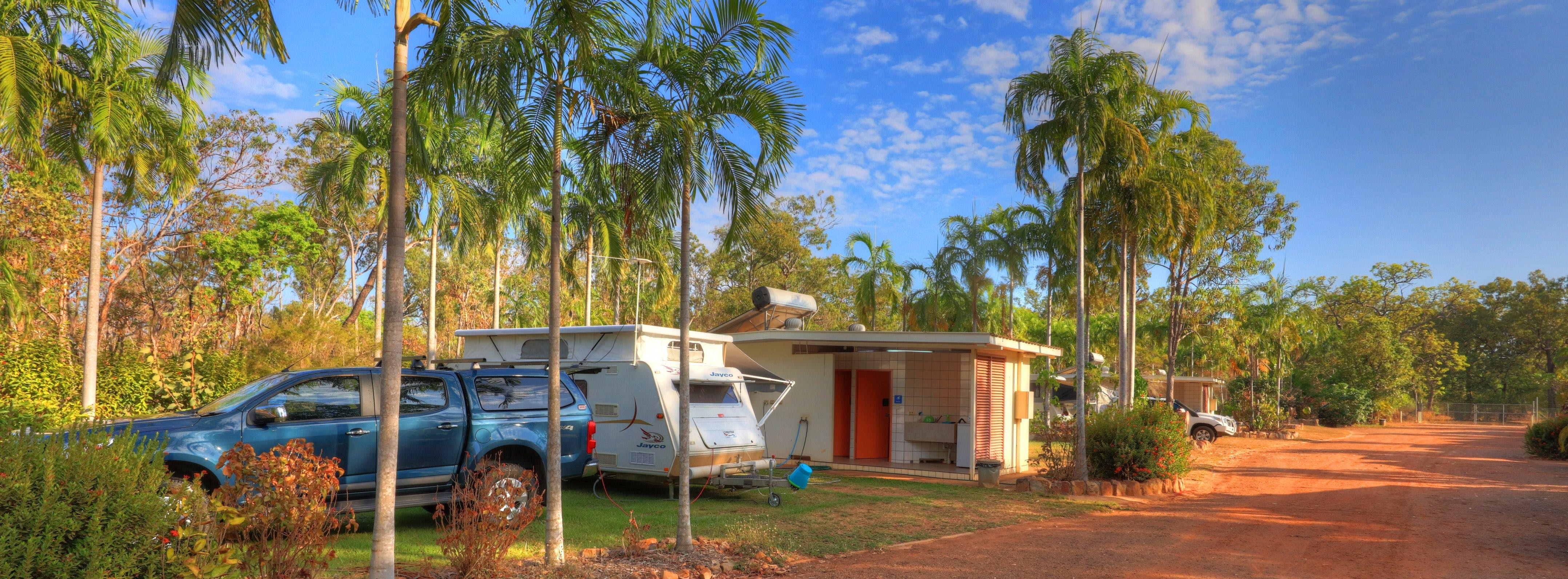 Batchelor Holiday Park - St Kilda Accommodation