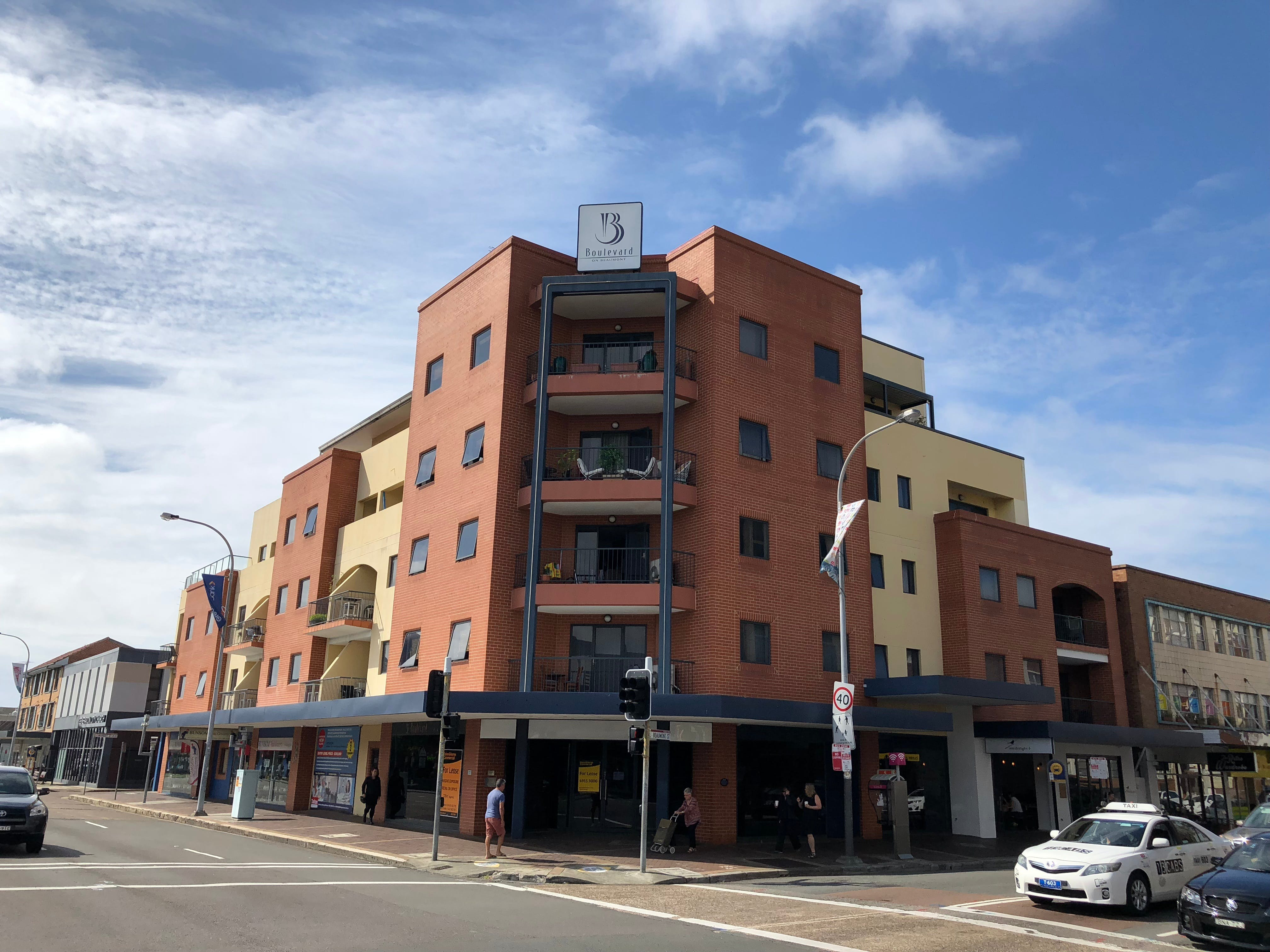 Boulevard on Beaumont apartment hotel - St Kilda Accommodation