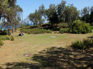 Middle Beach campground - St Kilda Accommodation