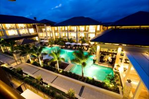 Oaks Casuarina Santai Resort - St Kilda Accommodation