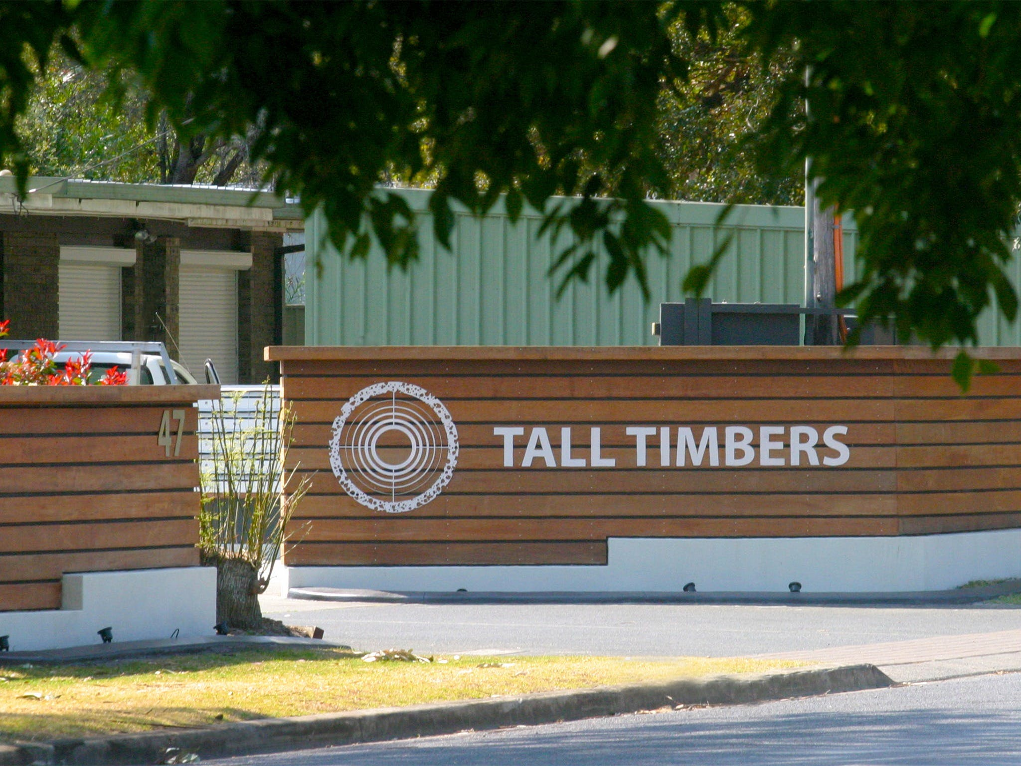 Tall Timbers Caravan Park - St Kilda Accommodation