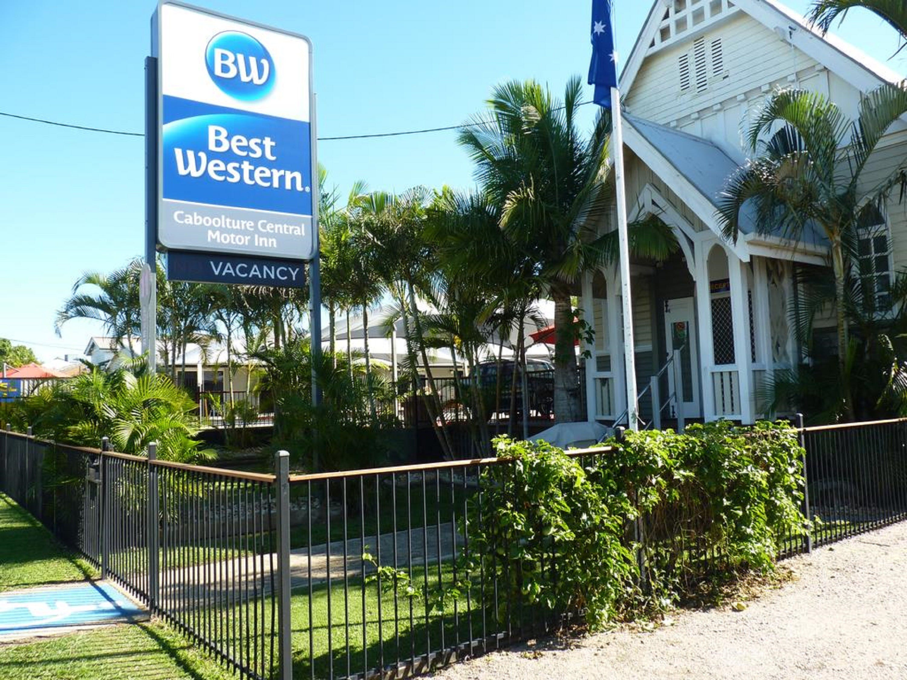 Best Western Caboolture Central Motor Inn - St Kilda Accommodation