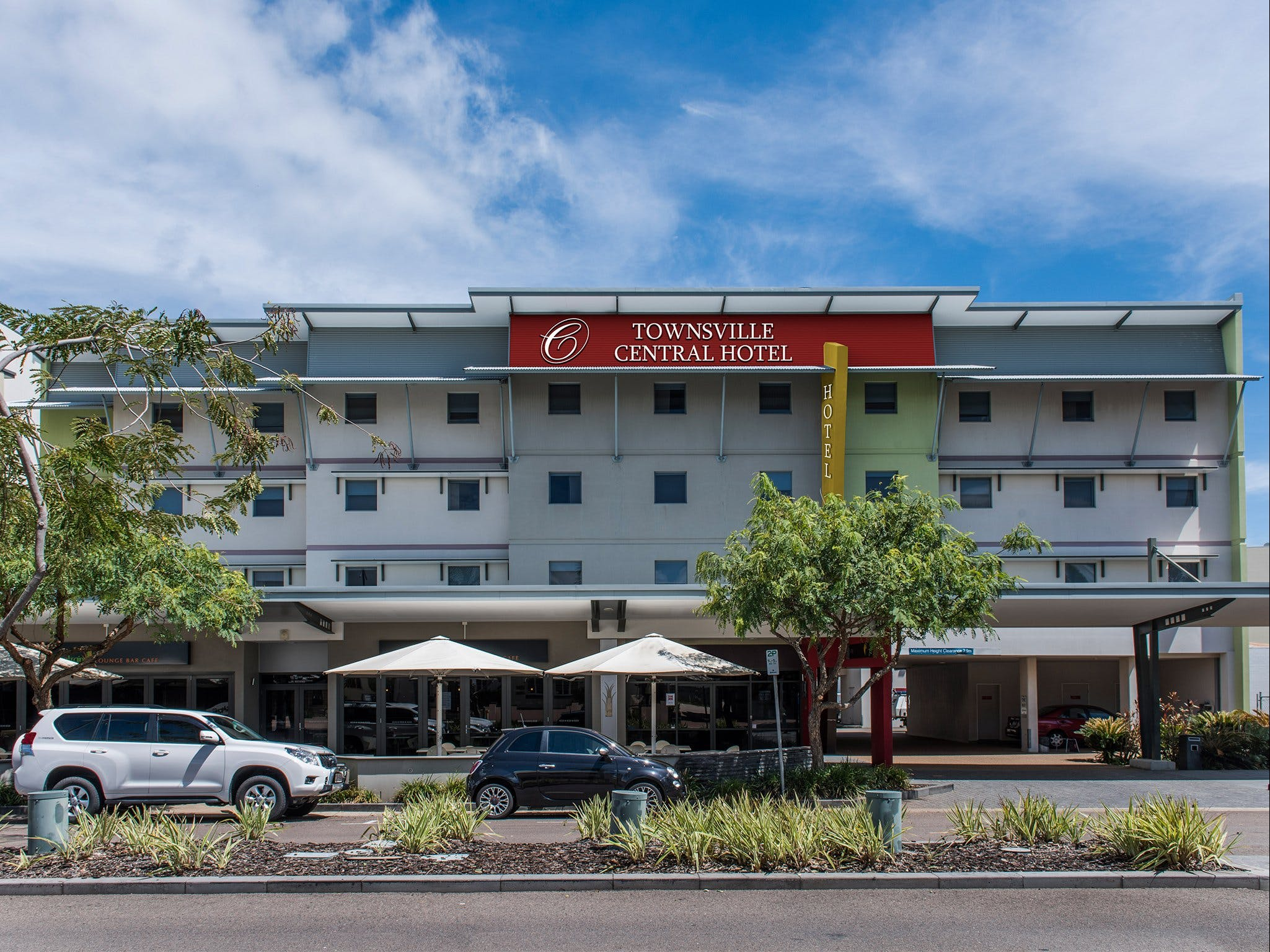 Townsville Central Hotel - St Kilda Accommodation