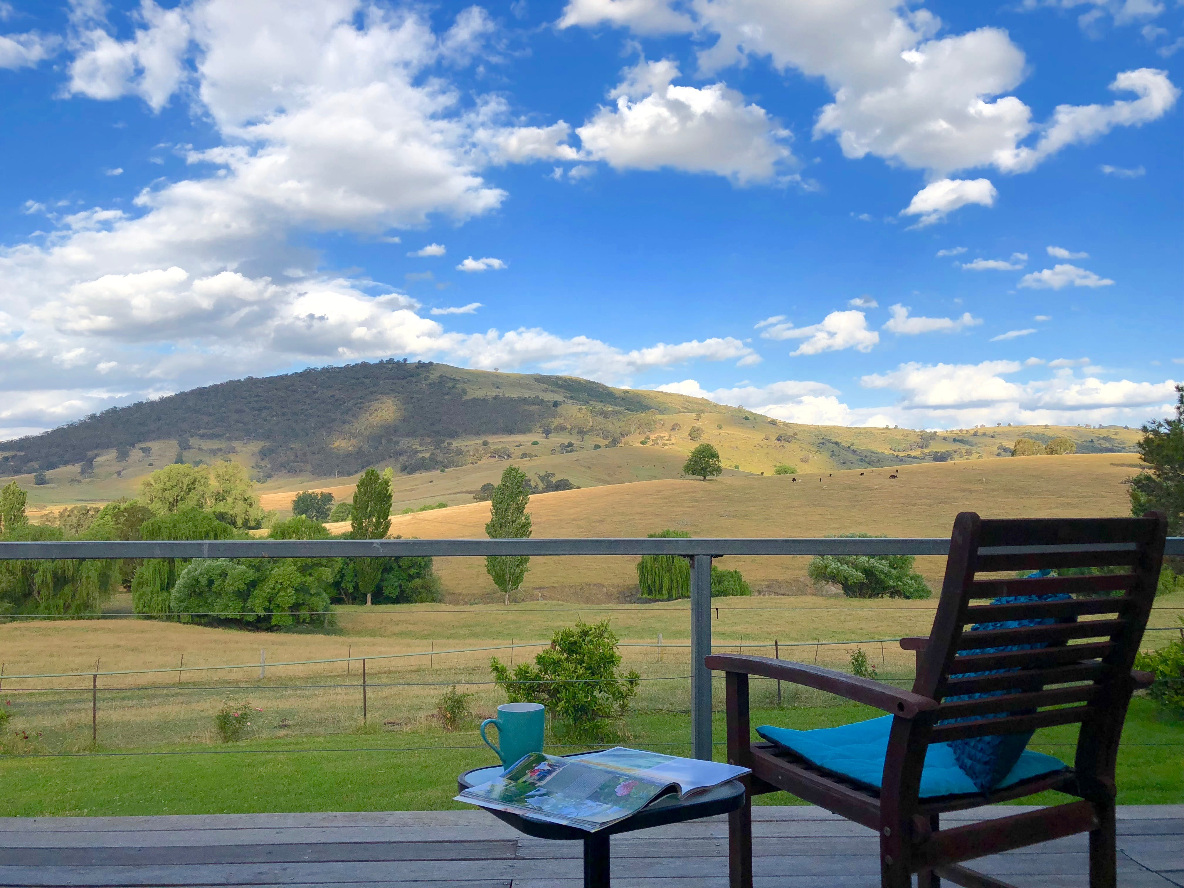 Adelong Valley Farm Stays - Moorallie Cottage - St Kilda Accommodation