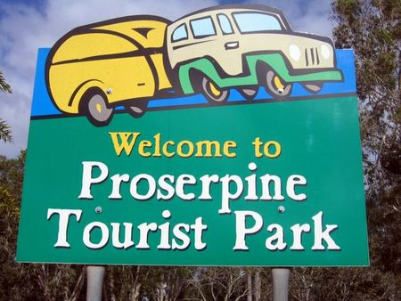Proserpine Tourist Park - St Kilda Accommodation