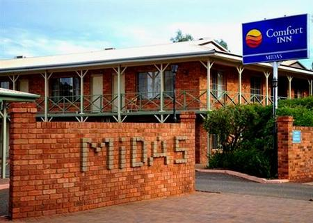 Comfort Inn Midas - St Kilda Accommodation