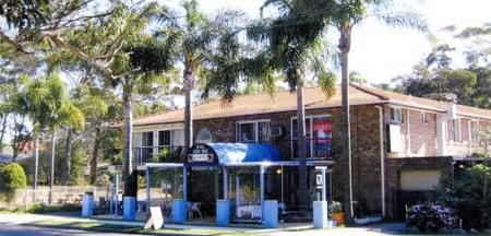 Palm Court Motel - St Kilda Accommodation