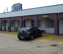 Abercrombie Motor Inn - St Kilda Accommodation