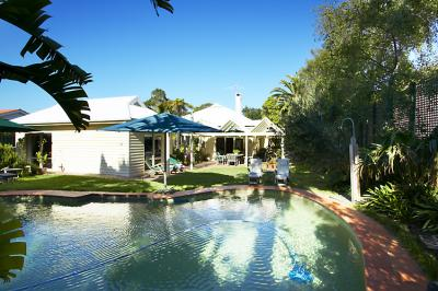 Waratah Brighton Boutique Bed And Breakfast - St Kilda Accommodation