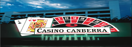 Casino Canberra - St Kilda Accommodation