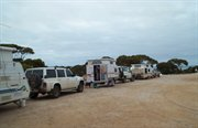Eucla Caravan Park - St Kilda Accommodation