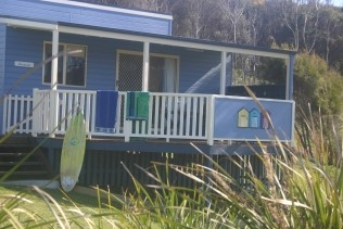 Beachcomber Holiday Park - St Kilda Accommodation