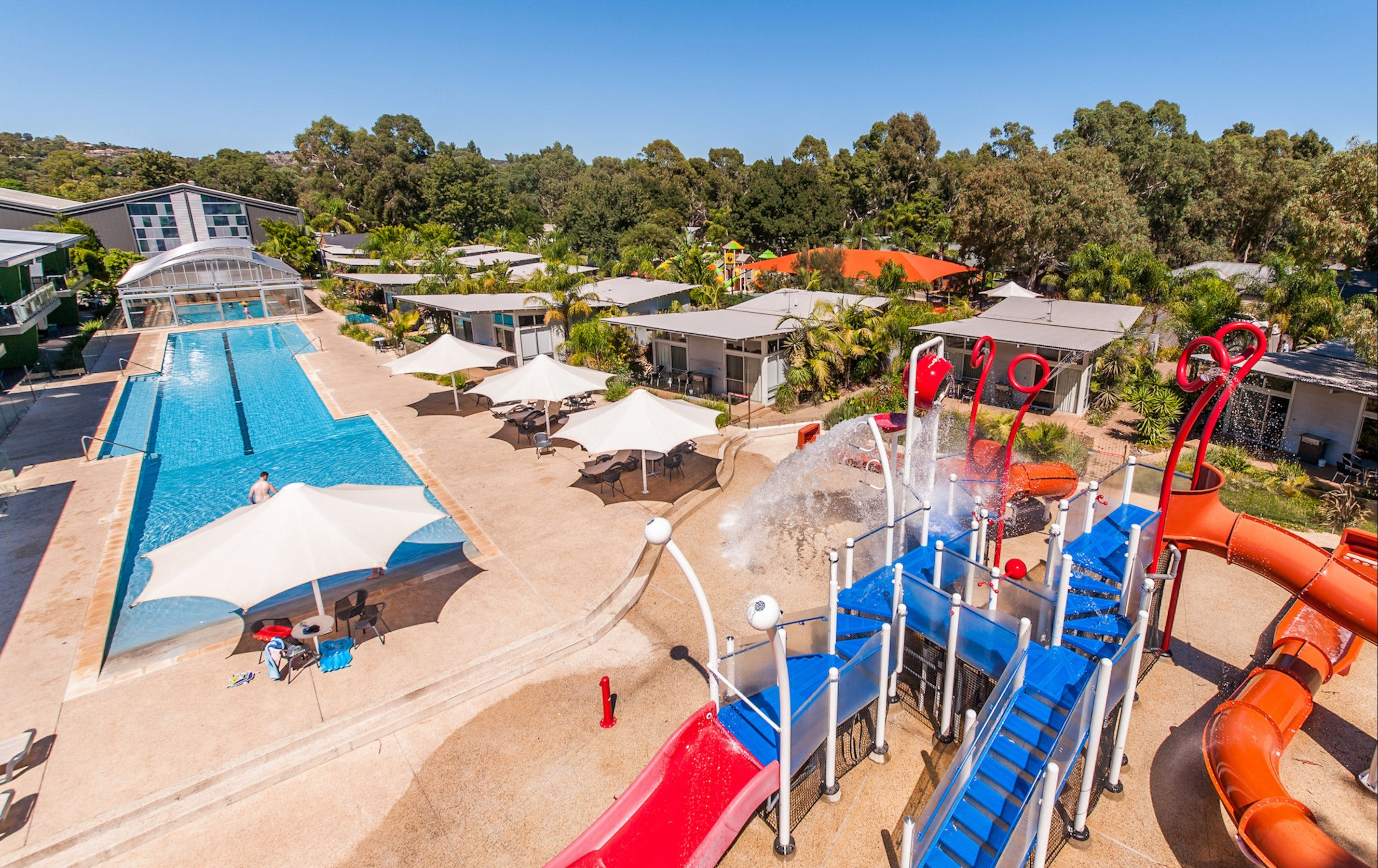 Marion Holiday Park - St Kilda Accommodation