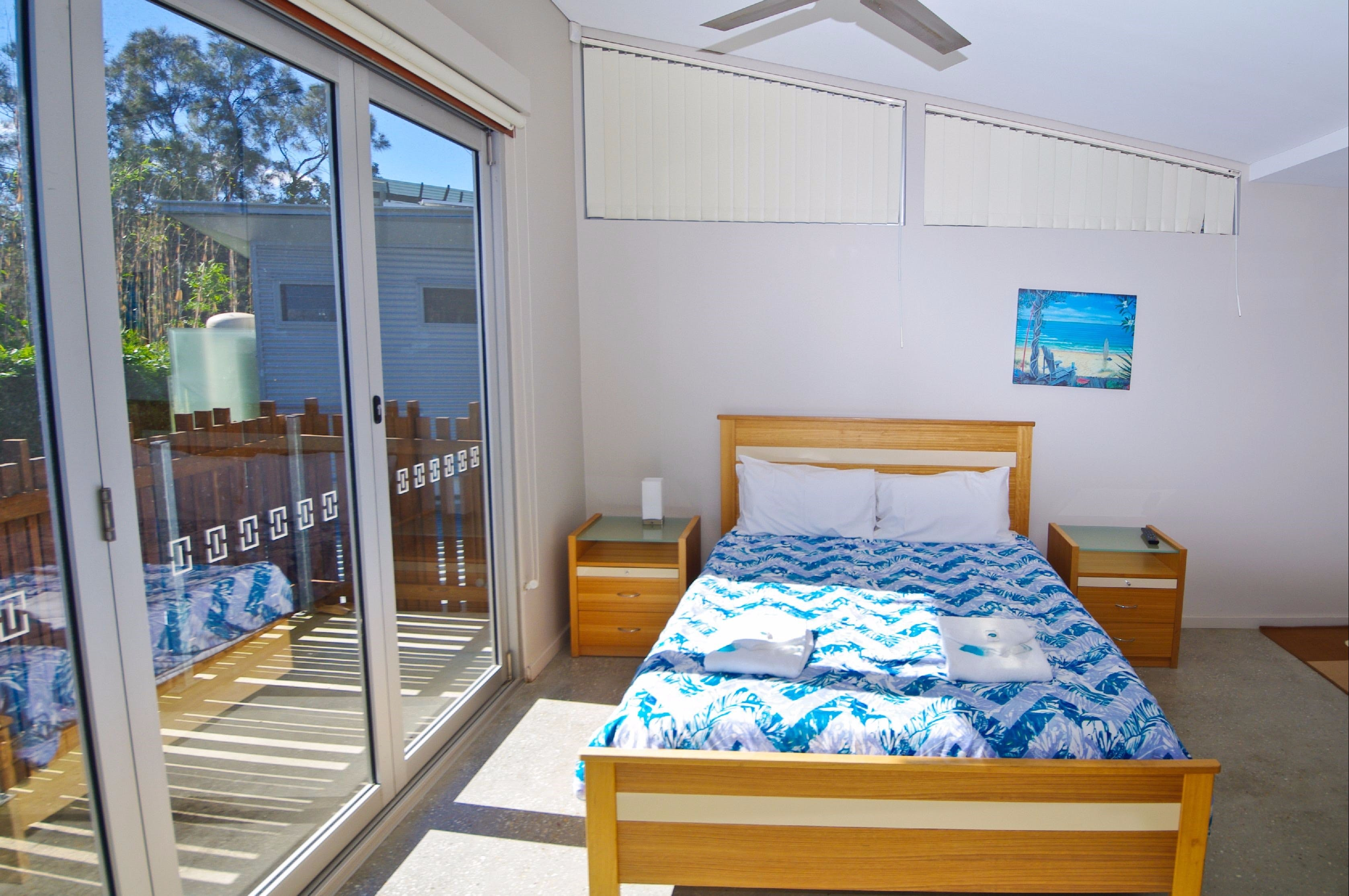 Sun Worship Crescent Head Eco Villas - St Kilda Accommodation
