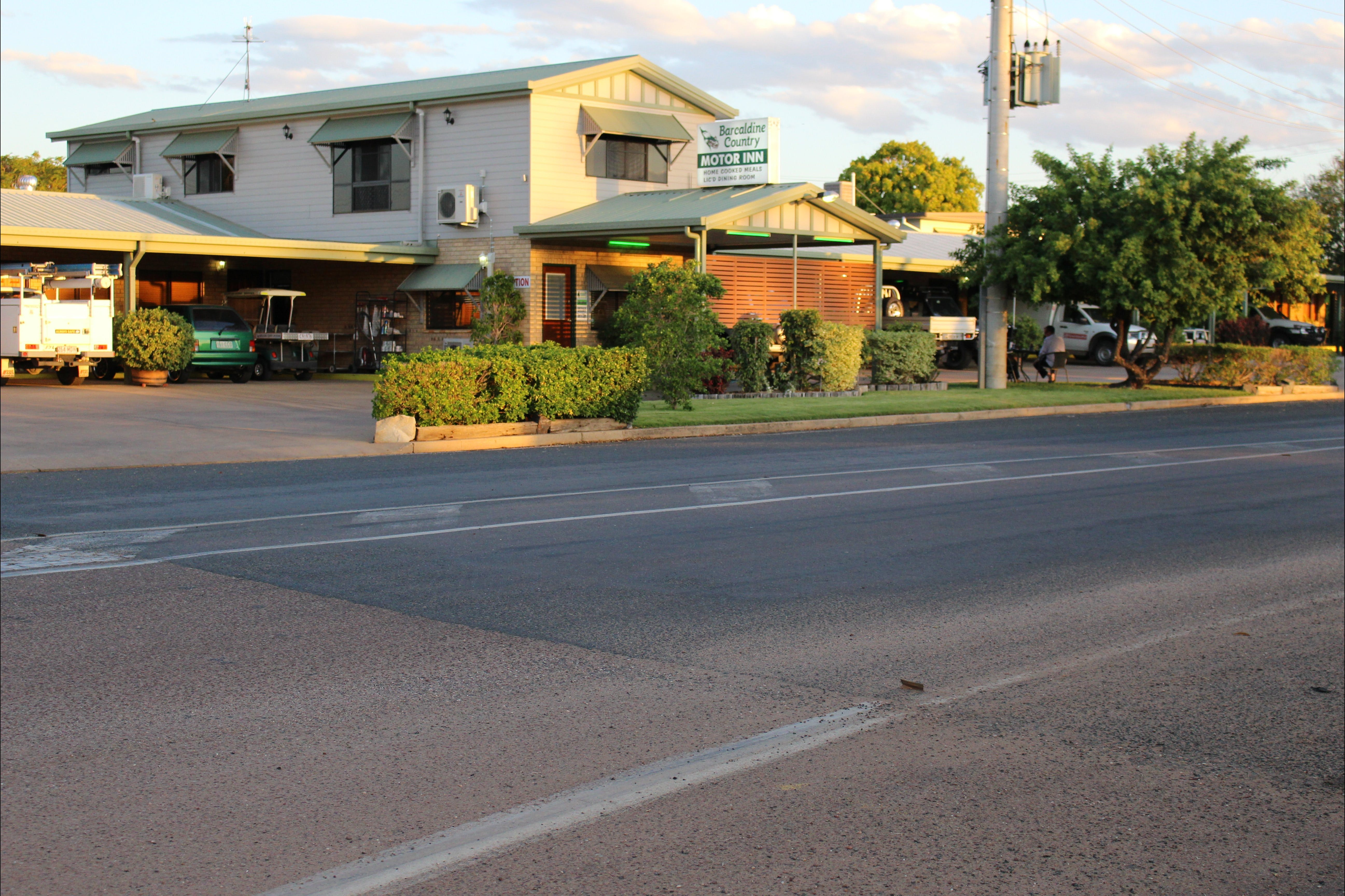 Barcaldine Country Motor Inn - St Kilda Accommodation