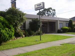 Bairnsdale Town Central Motel - St Kilda Accommodation