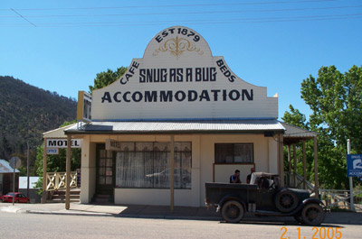Snug as a Bug Motel - St Kilda Accommodation