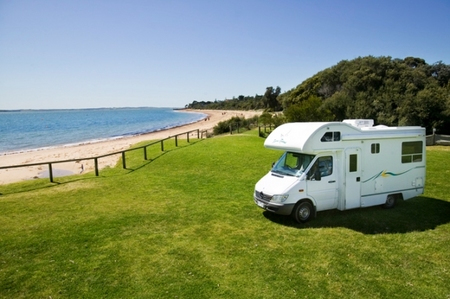 Cowes Caravan Park - St Kilda Accommodation