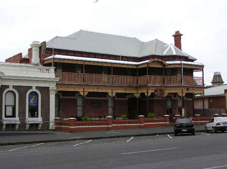 The Queenscliff Inn - St Kilda Accommodation