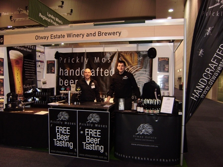 Otway Estate Winery And Brewery - St Kilda Accommodation