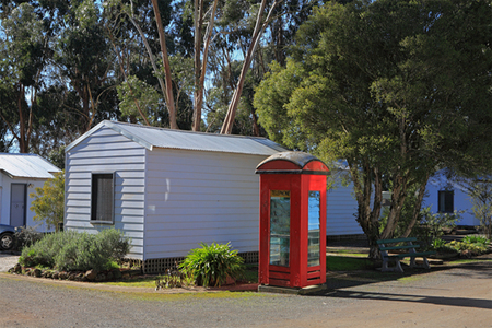 Shady Acres Caravan Park Ballarat - St Kilda Accommodation