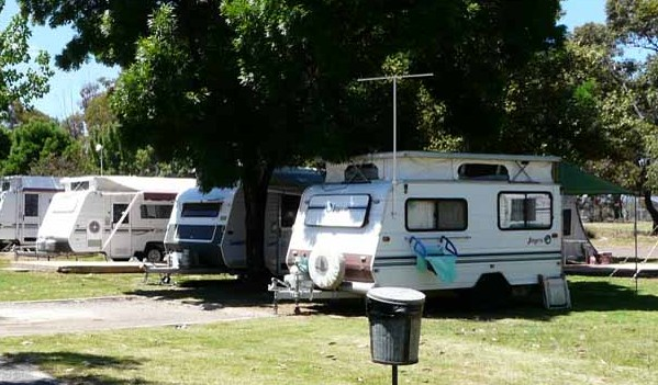 Avondel Caravan Park - St Kilda Accommodation