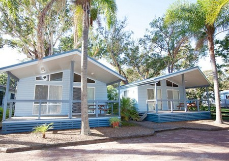 Jimmys Beach Holiday Park - St Kilda Accommodation