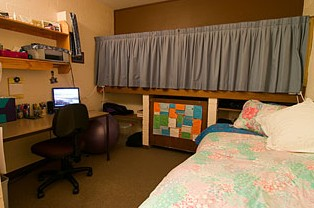 Burgmann College - St Kilda Accommodation