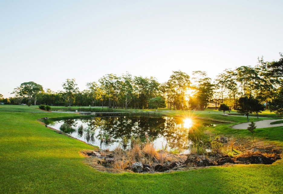 Tallwoods Golf Course and Resort - St Kilda Accommodation