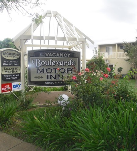 Boulevarde Motor Inn - St Kilda Accommodation