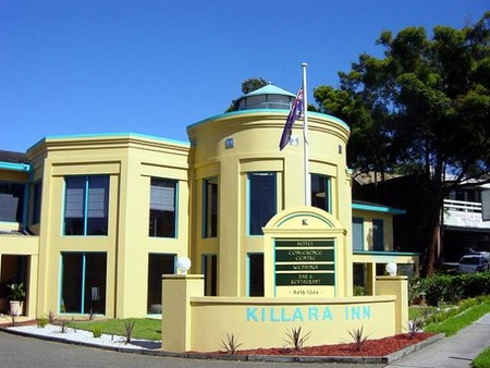 Killara Inn Hotel  Conference Centre - St Kilda Accommodation