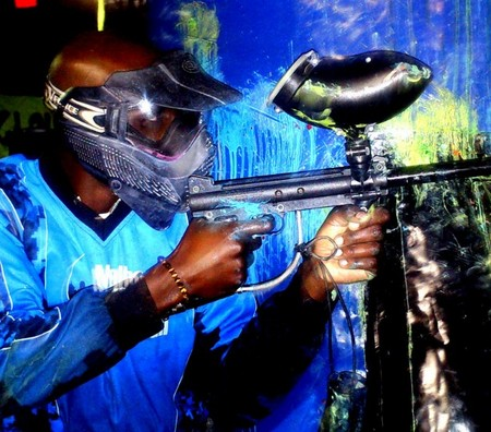 Melbourne Indoor Paintball - St Kilda Accommodation