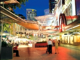 Queen Street Mall - St Kilda Accommodation