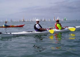 Sea Kayak Melbourne and Victoria - St Kilda Accommodation