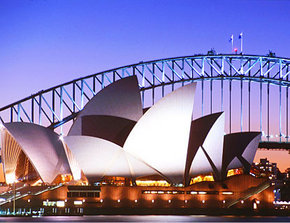 Sydney Opera House - St Kilda Accommodation