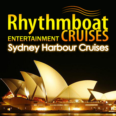 Rhythmboat  Cruise Sydney Harbour - St Kilda Accommodation