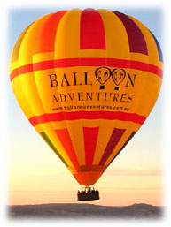 Balloon Adventures Barossa Valley - St Kilda Accommodation