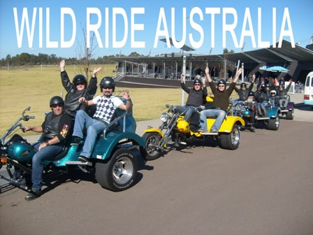 A Wild Ride - St Kilda Accommodation