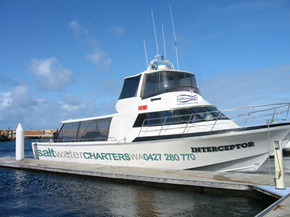 Saltwater Charters WA - St Kilda Accommodation