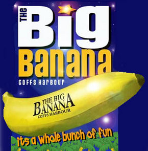 Big Banana - St Kilda Accommodation